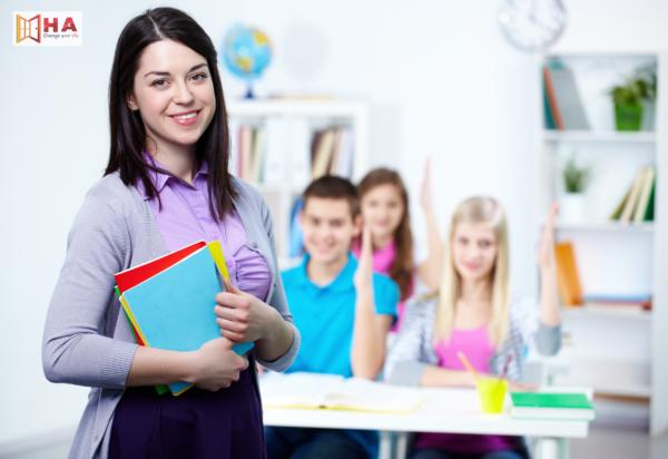 Giáo viên dạy khóa học ielts