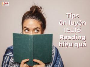 cách luyện reading ielts hiệu quả
