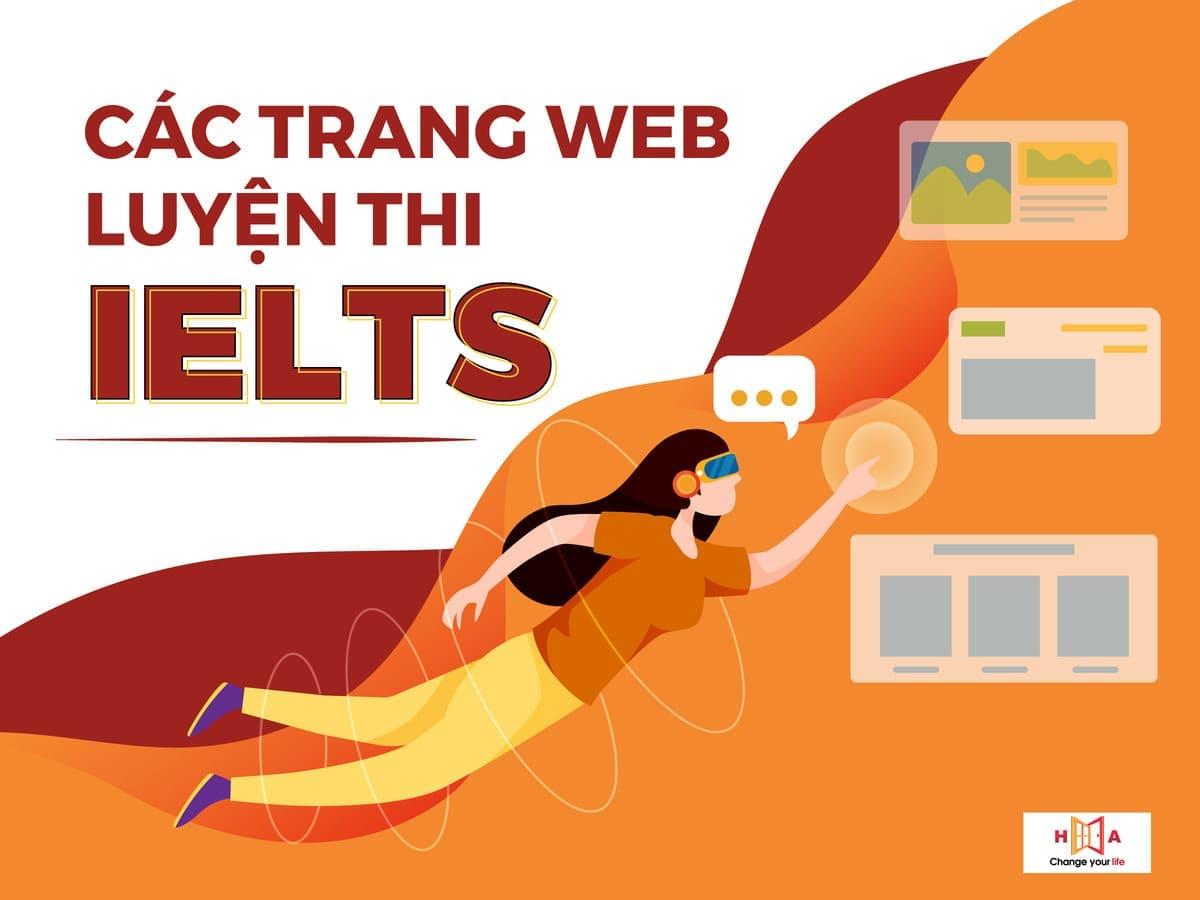 Các trang web luyện thi IELTS hiệu quả nhất