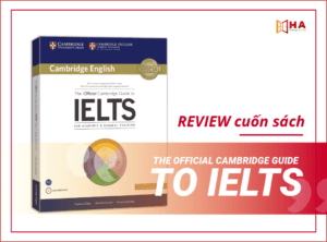 Review cuốn sách The Official Cambridge Guide To IELTS