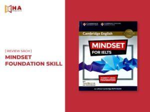 Review sách Mindset For Ielts Foundation