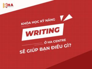 khóa học writing ielts