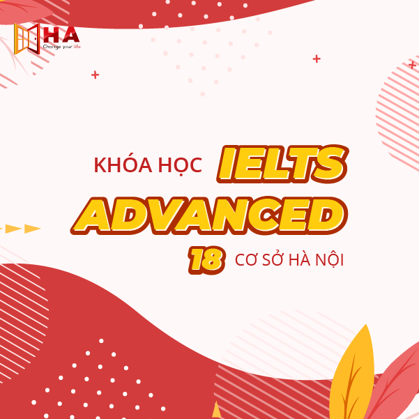 Khóa học IELTS Advanced 18