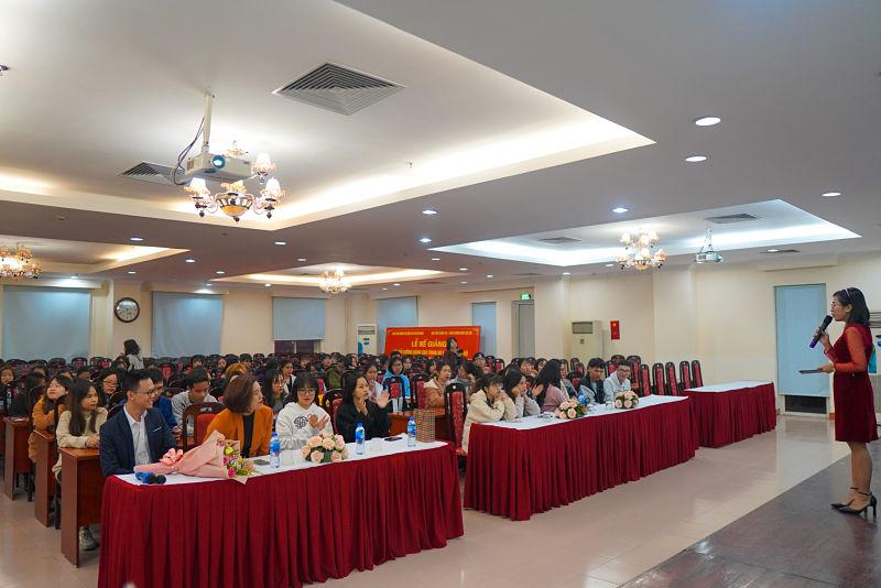 hội thảo lộ trình học ielts từ 0 đến 6.5 tại học viện báo chí