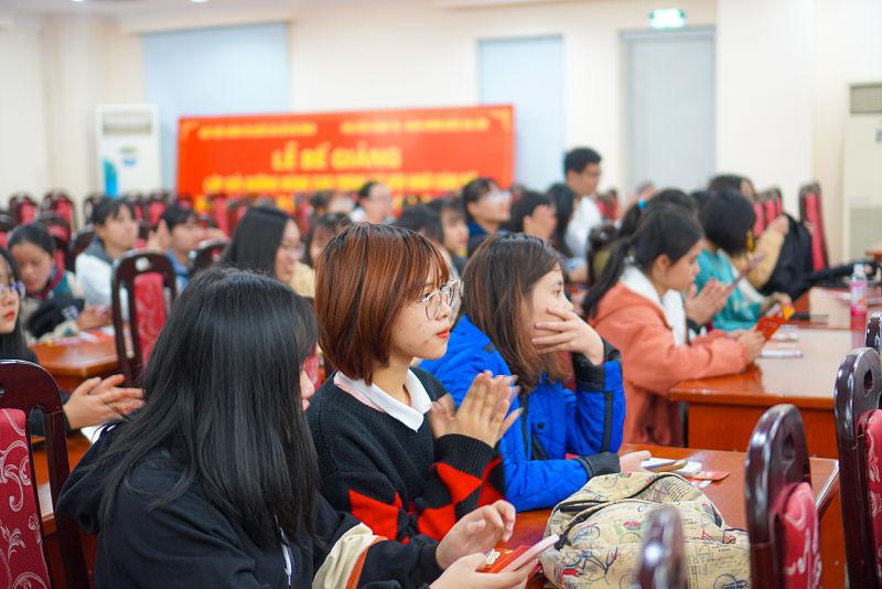 hội thảo lộ trình học ielts từ 0 đến 6.5 tại học viện báo chí 2