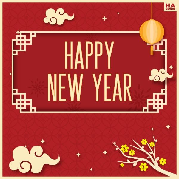 HA Centre chúc mừng năm mới 2020