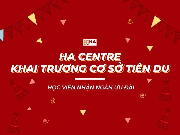 Tưng bừng khai trương cơ sở Tiên Du Bắc Ninh