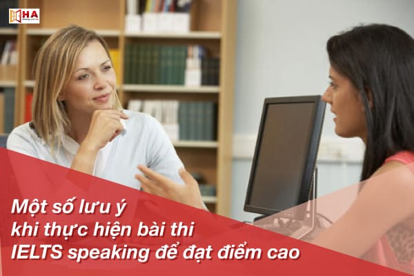 Chia sẻ kinh nghiệm thi ielts speaking