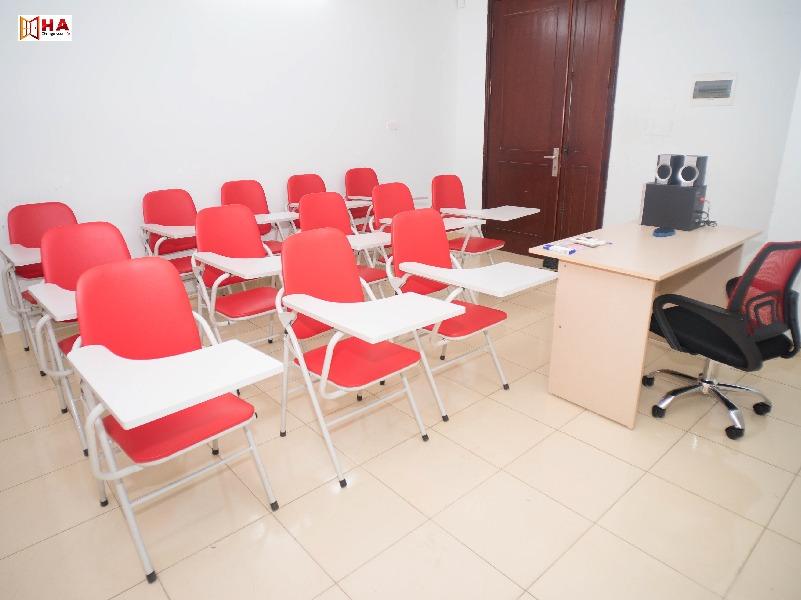 phòng học IELTS tại trung tâm Anh Ngữ HA Centre