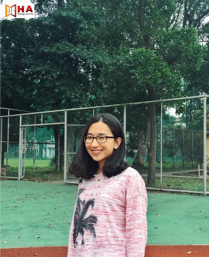 Phương Linh đạt 6.5 IELTS