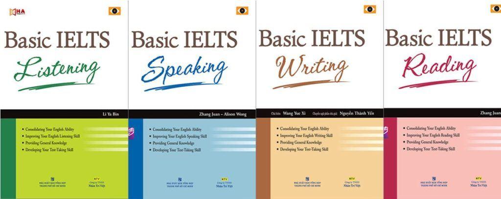Bộ sách luyện kỹ năng Basic IELTS