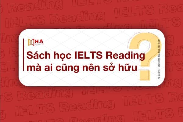 sách học reading ielts
