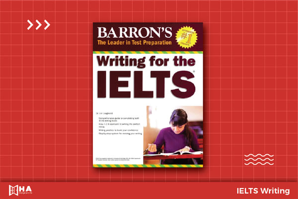 Barron's Writing for IELTS