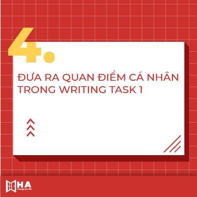 các lỗi thường gặp trong ielts writing task 1