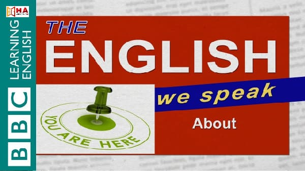 English we speak