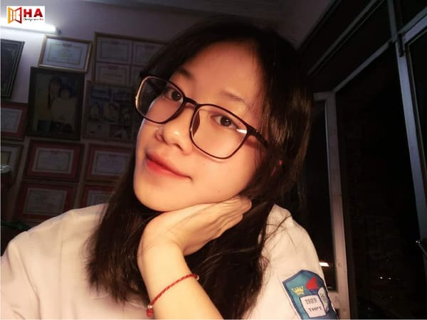 bạn Thạch Thảo đạt giải nhì học sinh giỏi tiếng Anh Bắc Ninh