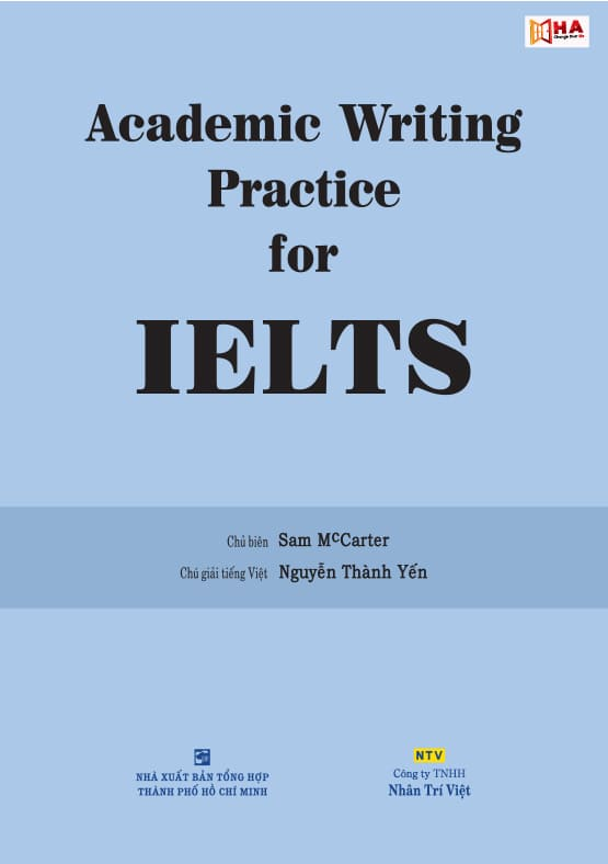 Giới thiệu sách Academic Writing Practice for IELTS