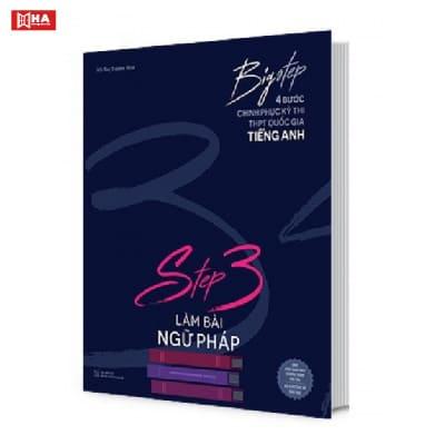 Big Step - 4 Bước Chinh Phục Kỳ Thi THPT Quốc Gia Tiếng Anh - Step 3 Làm Bài Ngữ Pháp