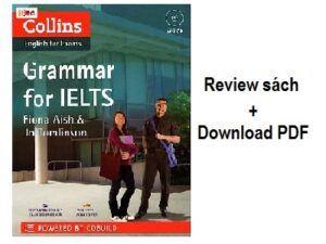 Review sách Collins Grammar For IELTS + Link Download PDF Free