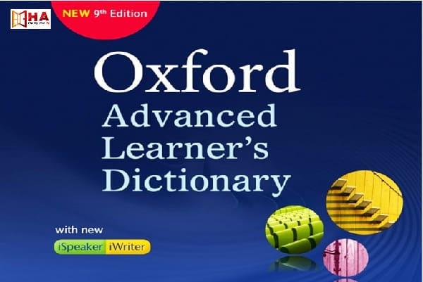 Phần mềm Oxford Dictionary luyện thi ielts trên máy tính