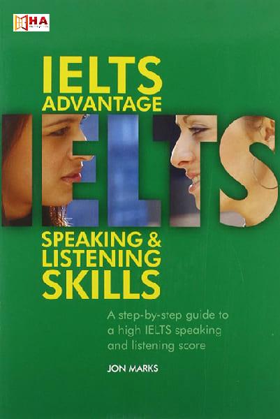 sách luyện listening ielts advantage