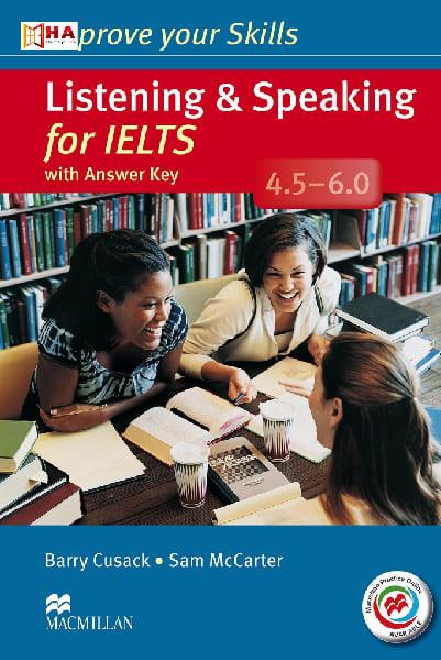 sách luyện listening ielts Improve Your IELTS