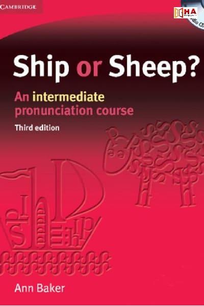 Review sách Sheep or Ship phát âm tiếng anh hoàn hảo
