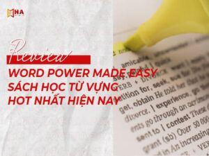 Review sách Word Power Made Easy học từ vựng HOT nhất hiện nay