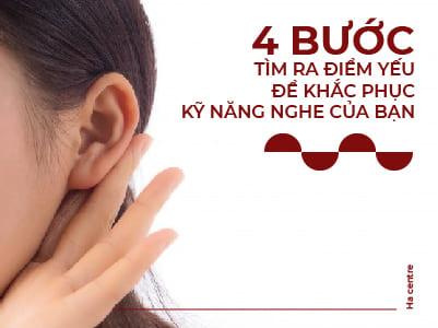 4 bước tìm ra điểm yếu để cải thiện kỹ năng nghe tiếng Anh