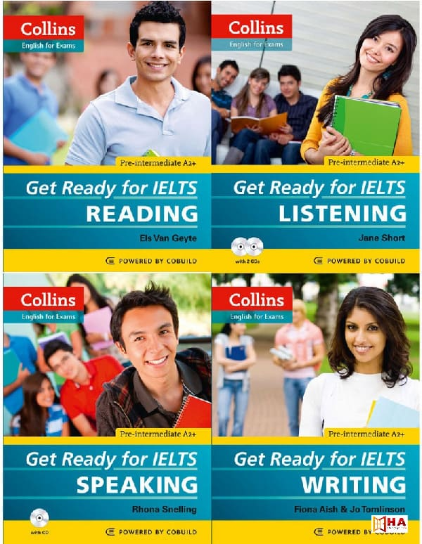 sách Get Ready For IELTS