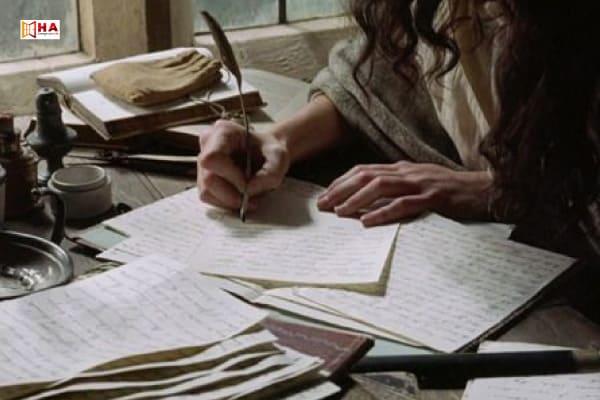 Verbs chủ đề Email/Handwriting