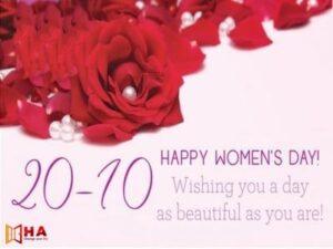 HA Centre gửi lời chúc mừng Ngày Phụ Nữ Việt Nam 20/10