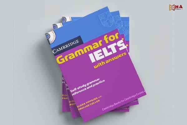 Review sách Cambridge Grammar for IELTS pdf