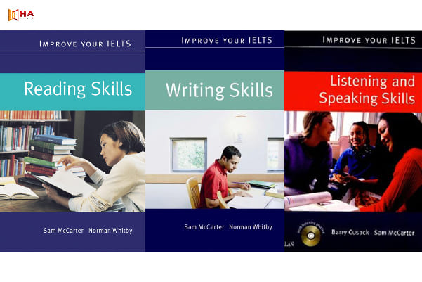 Thông tin cơ bản bộ sách Improve Your IELTS