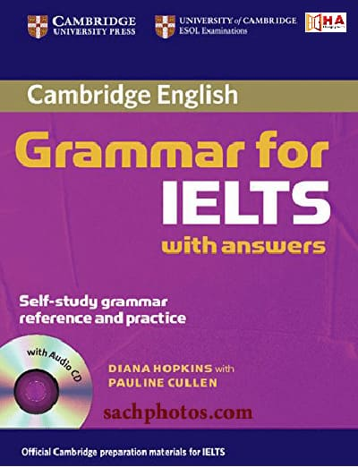Tổng quan cuốn Cambridge Grammar for IELTS
