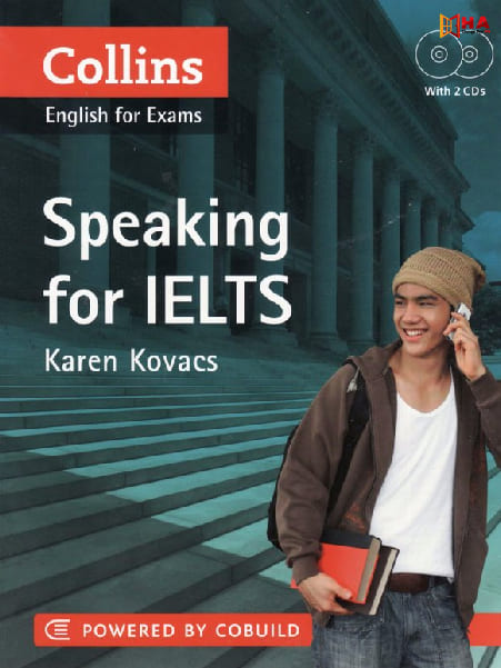 sách học ielts speaking Speaking for IELTS – Collins