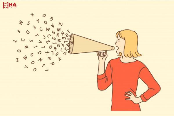 Quy tắc cần chú ý trong Speaking part 1
