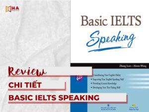 Tải sách Basic IELTS Speaking chi tiết PDF + Audio