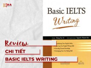 Tải book basic IELTS Writing PDF miễn phí cho người mới
