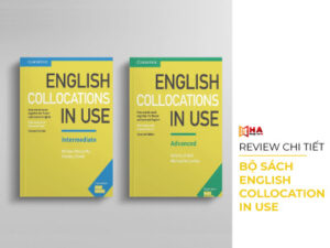 Review chi tiết full bộ English Collocation in use PDF miễn phí