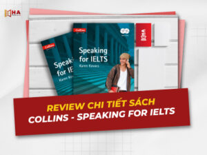 Review chi tiết sách Collins Speaking for IELTS tải miễn phí