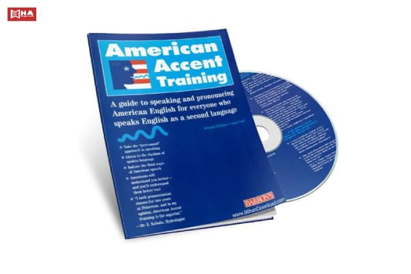 sách American Accent Training