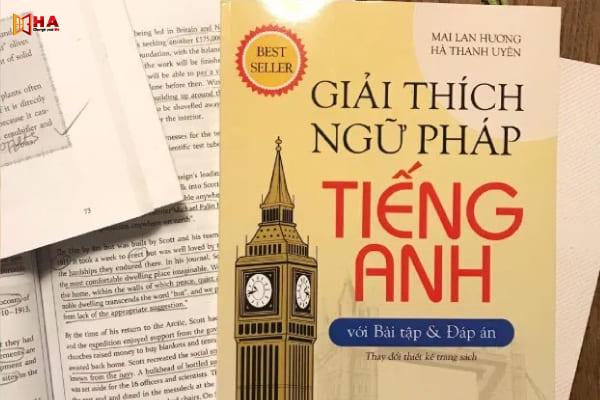 Sách giải thích ngữ pháp tiếng Anh Mai Lan Hương