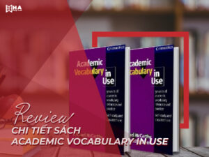 Review chi tiết sách Academic Vocabulary in Use PDF miễn phí