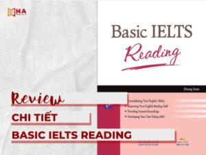 Review chi tiết sách Basic IELTS Reading PDF miễn phí