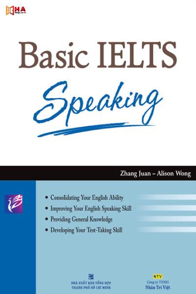 sách Basic IELTS Speaking