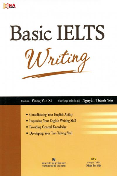 book basic IELTS Writing