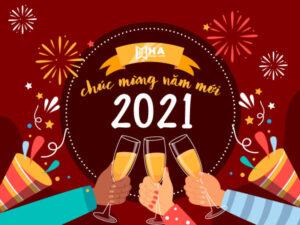 Thông báo về việc Nghỉ Tết Dương lịch năm 2021
