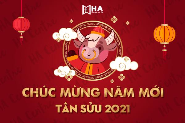 HA Centre chúc mừng năm mới Tết Nguyên Đán 2021