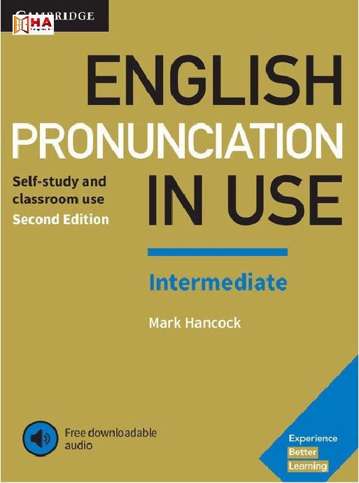 sách luyện phát âm tiếng Anh English Pronunciation in Use